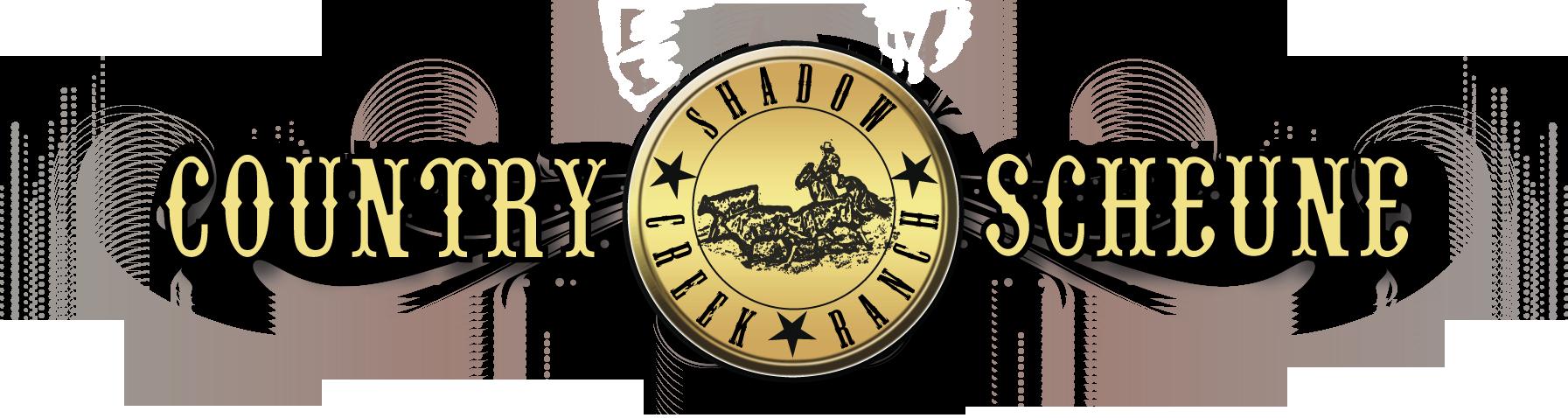 Countryscheune und Shadow Creek Ranch Einöd Logo